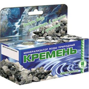 Минерализатор воды природный «Кремень»