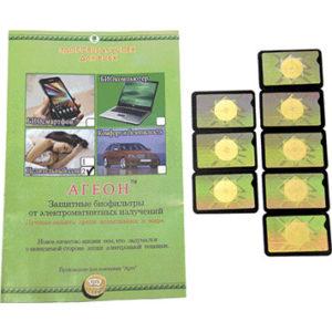 Биофильтр защитный от электромагнитных излучени «Агеон» для двуспального места «Исцеляющий сон»