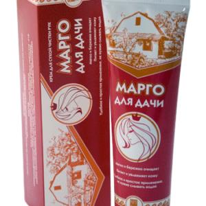 Крем для сухой чистки рук «Марго для дачи»