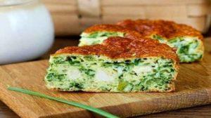 Рецепт заливного пирога с «ЭМ-Курунгой»