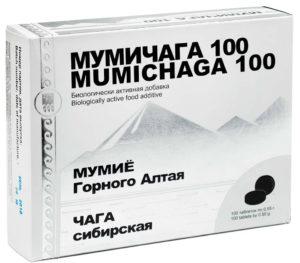 Мумичага 100