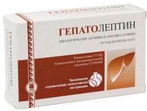 Гепатолептин